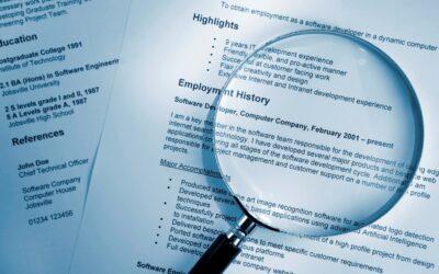 How to Spot Lies on a CV